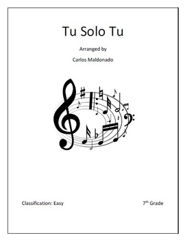 Mariachi: Tu Solo Tu-Easy Bundle