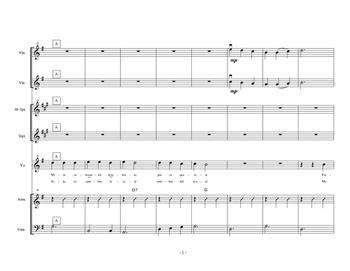 Mariachi: Tu Solo Tu-Intermediate Score