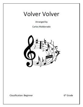 Mariachi: Volver Volver-Beginner Bundle