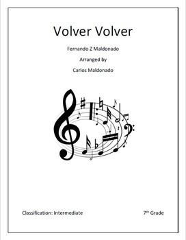 Mariachi: Volver Volver-Intermediate Bundle