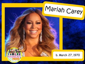 Mariah Carey: Musician in the Spotlight