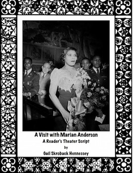 Marian Anderson: A Reader's Theater Script