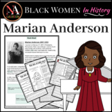 Marian Anderson | Black Women in History
