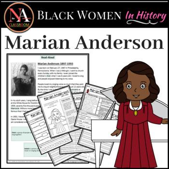 Marian Anderson | Black Women in History