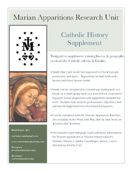 Marian Apparition Research Unit