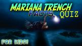 Mariana Trench Quiz