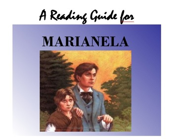 Marianela Novel Reading Comprehension Guide