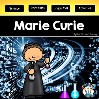 Marie Curie Activity Pack {Articles, Activities & Flip Book}