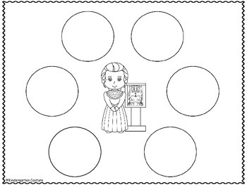 Marie Curie (Inventor Graphic Organizers)