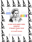 Marie Curie: Scientist, A Reader's Theater Script