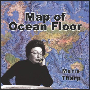 Marie Tharp Poster (Influential Scientists Series)