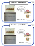 Marigold Math - A Visual Math Program - 1st Grade - set 4