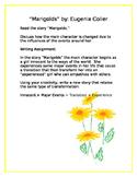 Marigolds Creative Writing