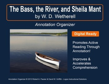 """The Bass, the River, and Sheila Mant"" by W.D. Wetherell:"