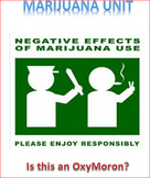 Marijuana Unit Lesson 1 -- Body Effects of Marijuana; A More Detailed Look