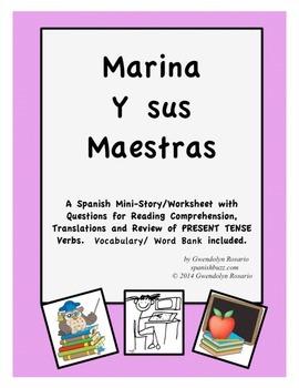 Marina y Sus Maestras