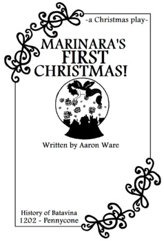 Marinara's First Christmas -a Christmas play-