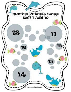 Marine Add 10 Bump Game