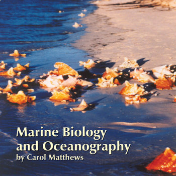 Marine Biology and Oceanography Full Year, 12 Unit Bundle