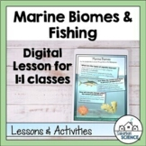 Marine Biomes and Oceans Lesson and Activities for Distanc