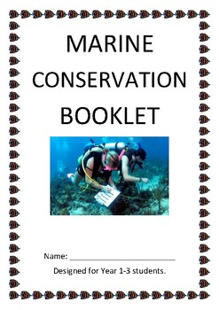 Marine Conservation Booklet