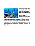 Marine Ecosystems Collection 1