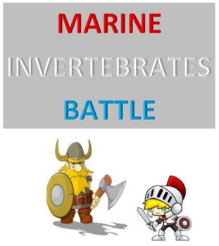 Marine Invertebrates Battle