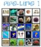 Marine Invertebrates Pipe Line Game