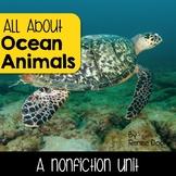 Ocean Animals- A Nonfiction Unit