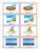 Marine Life Vocabulary Cards Dual Language