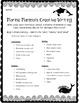 Marine Mammals Creative Writing for 2nd and 3rd Grade - Writing Process