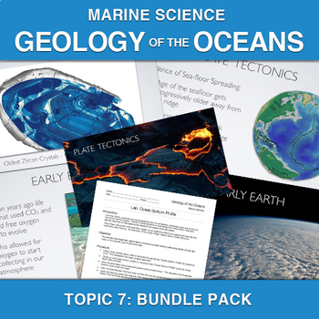 Marine Science: Geology of the Oceans
