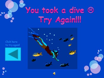 Marine Science Powerpoint Game