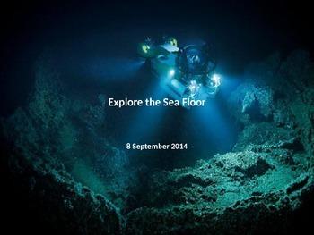 Marine Science - Sea Floor