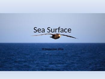 Marine Science - Sea Surface