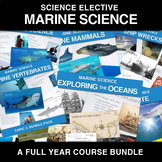 Marine Science: The Complete Course
