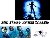 Marine/oceanography Careers