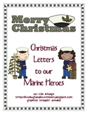 Marines Christmas Friendly Letters