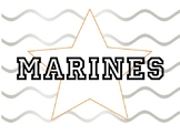 Marines Coloring Pages