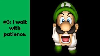 Mario Bros Class Rules