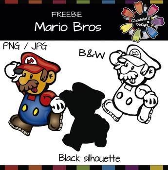 Mario Bros FREEBIE