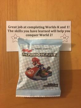 Mario Brothers Open House Treat