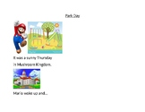Mario Goes to the Park - short story