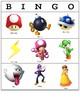 Mario Kart BINGO Boards