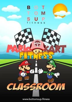 Mario Kart Classroom Board Game