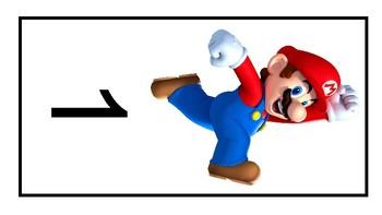 Mario Kart Table Numbers
