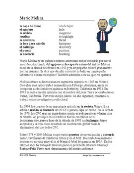 Mario Molina Biografía: Biography on a Famous Hispanic Scientist