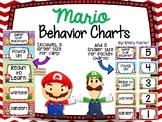Video Game Behavior Charts