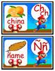 Mario abc in Spanish