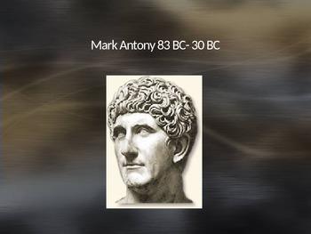 Mark Antony PowerPoint